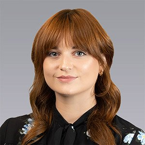 Alyssa Smith, client services coordinator