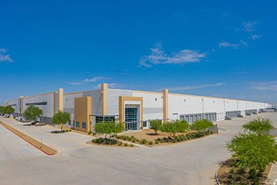 Southwest Industrial Center, Bldg 1