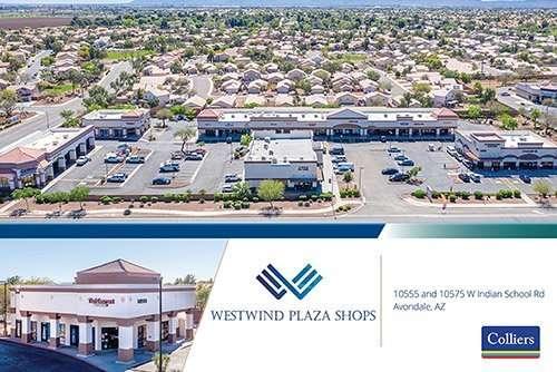 Westwind Plaza Shops