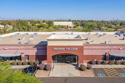 Arizona College Campus